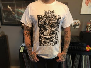 Image of SEMPITERNAL DUSK 'Cenotaph of Defectuous Creation' shirt
