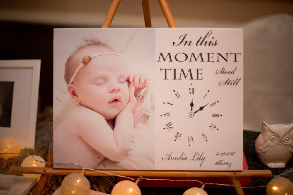 Image of Personalised plaques 40x30cm