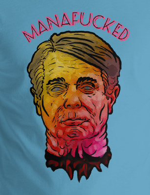 Image of MANAFUCKED Shirt