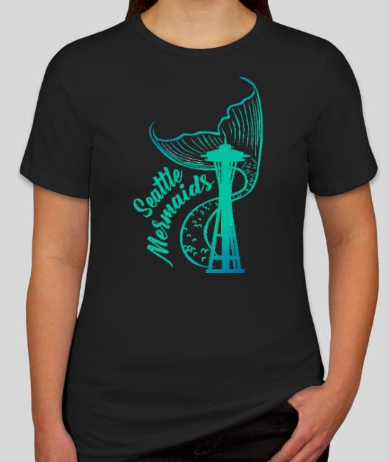 Image of Seattle Mermaids T-Shirt *Free Shipping*