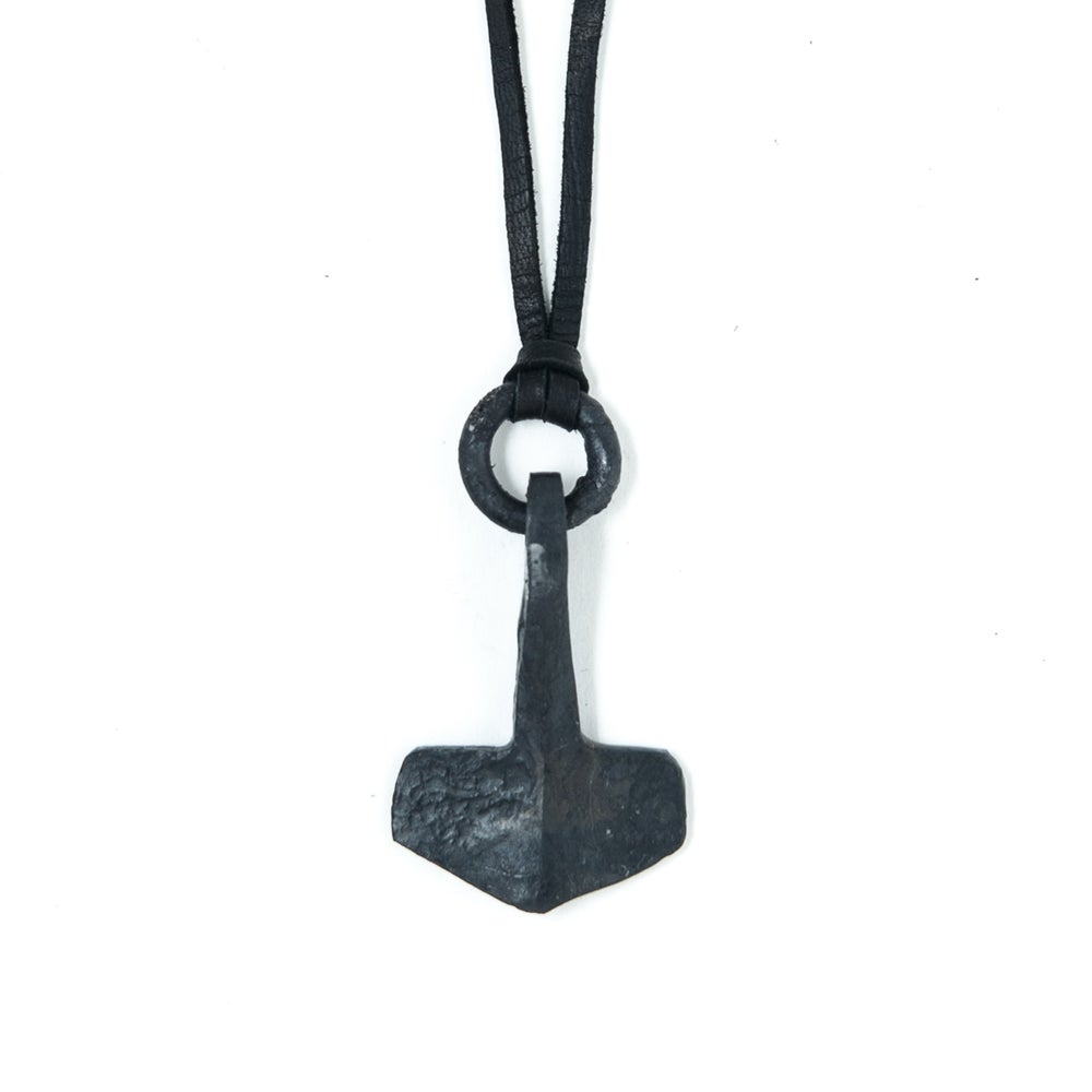Image of Mjolnir Pendant (Small)