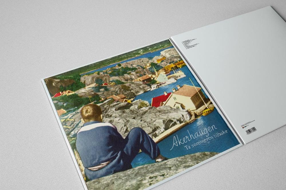 """Image of Akerhaugen 'Ta Sommeren Tilbake' (12"""" Vinyl)"""