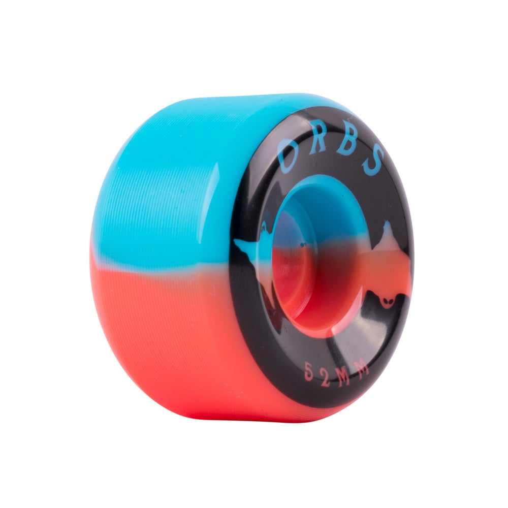 Image of Specters Splits - 52mm - Blue/Coral