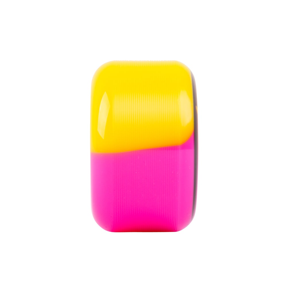 Image of Specters Splits - 54mm - Pink/Yellow