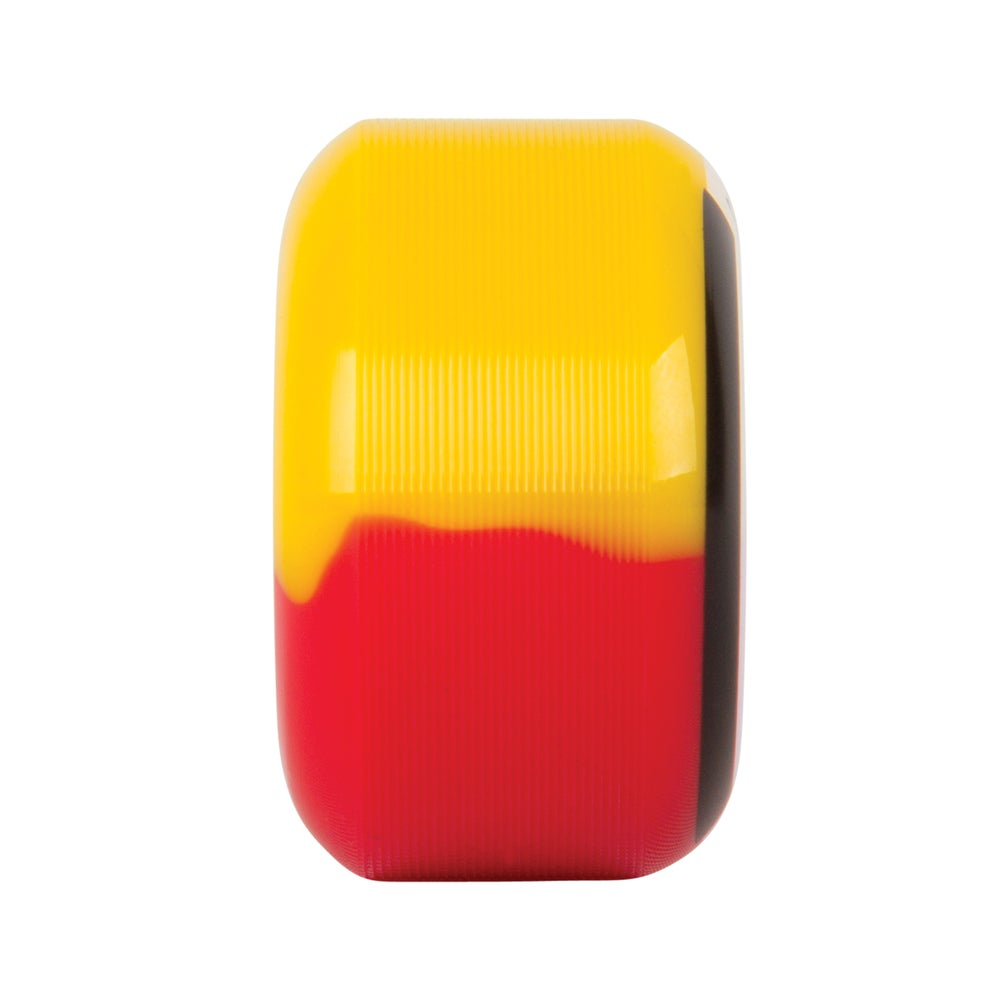 Image of Apparitions Splits - 54mm - Red/Yellow