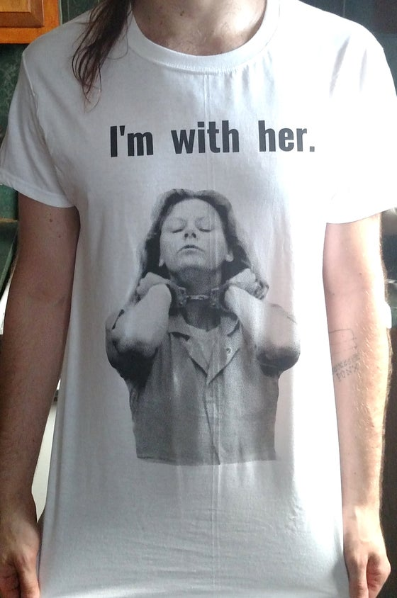 Image of Aileen Wuornos - I'm with her