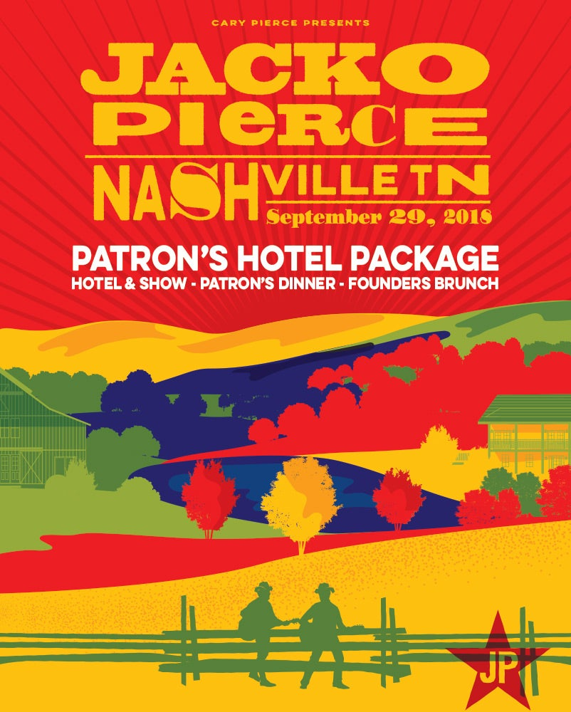 Image of Nashville Destination Show - September 28 & 29, 2018 - Patron's Hotel Package