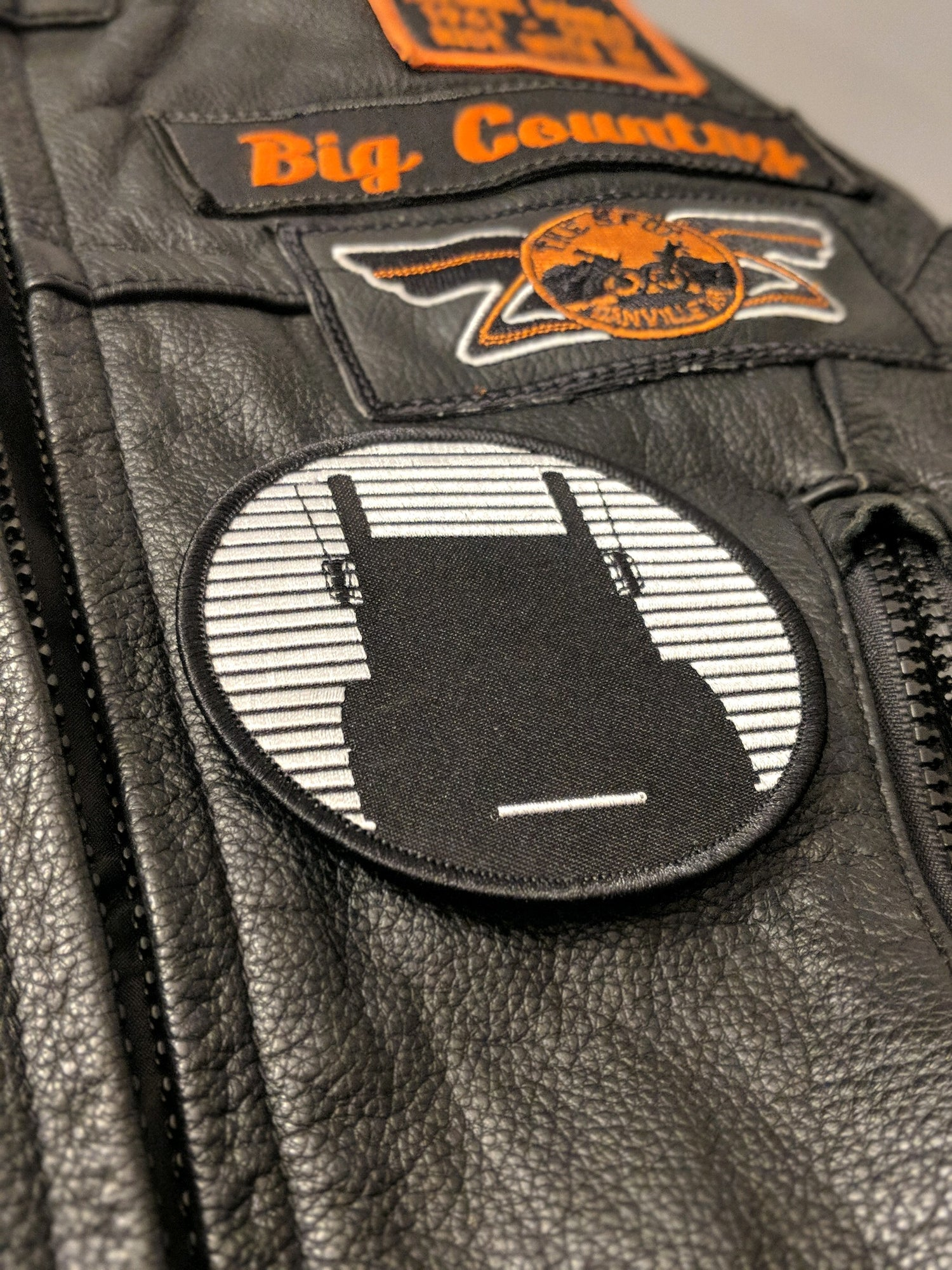 Image of D Brand Icon Patch