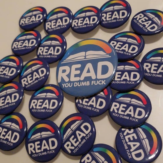 Image of Read! button