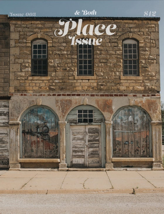 Image of The Place Issue