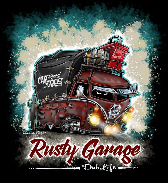 Image of Rusty Garage