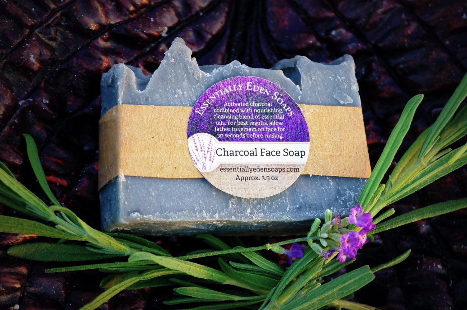 Image of Charcoal Face Soap