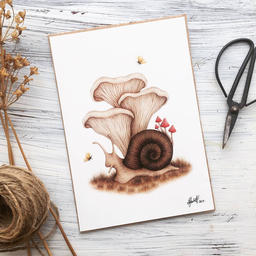 Image of Forest Floor / Art Print