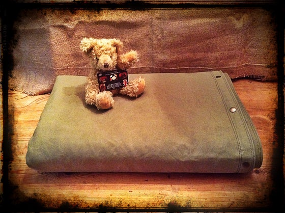 Image of Canvas All-Terrain Bedroll