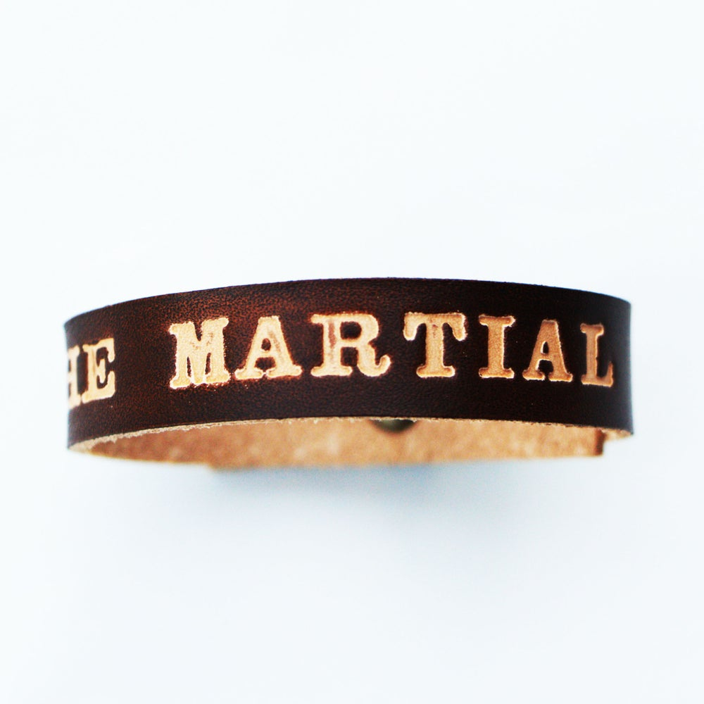 Image of The Martial 'Wristband'