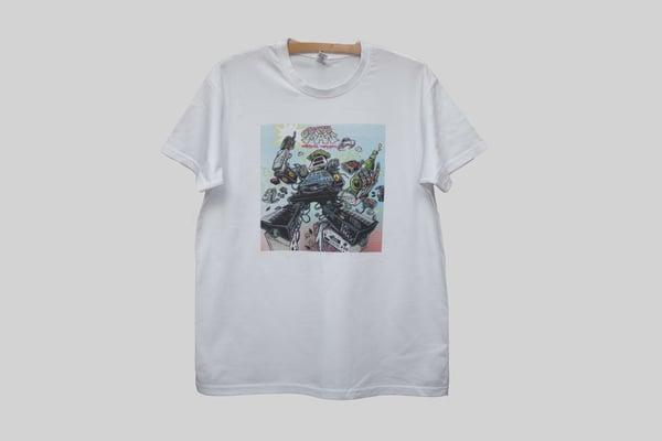Image of CrabbMan: Original Methods (T-Shirt) White