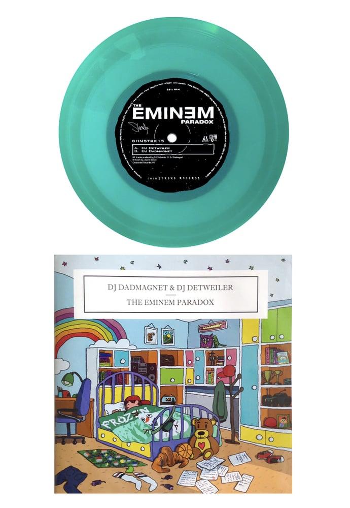 """Image of Dj Detweiler & Dj Dadmagnet - The Eminem Paradox 7"""""""