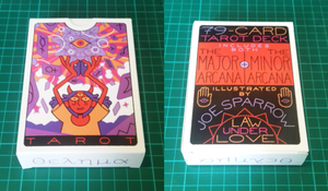 Image of Complete Tarot Deck (Major + Minor Arcana)