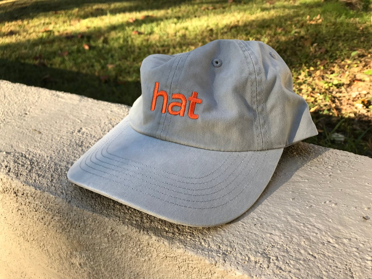 Image of a hat for hat