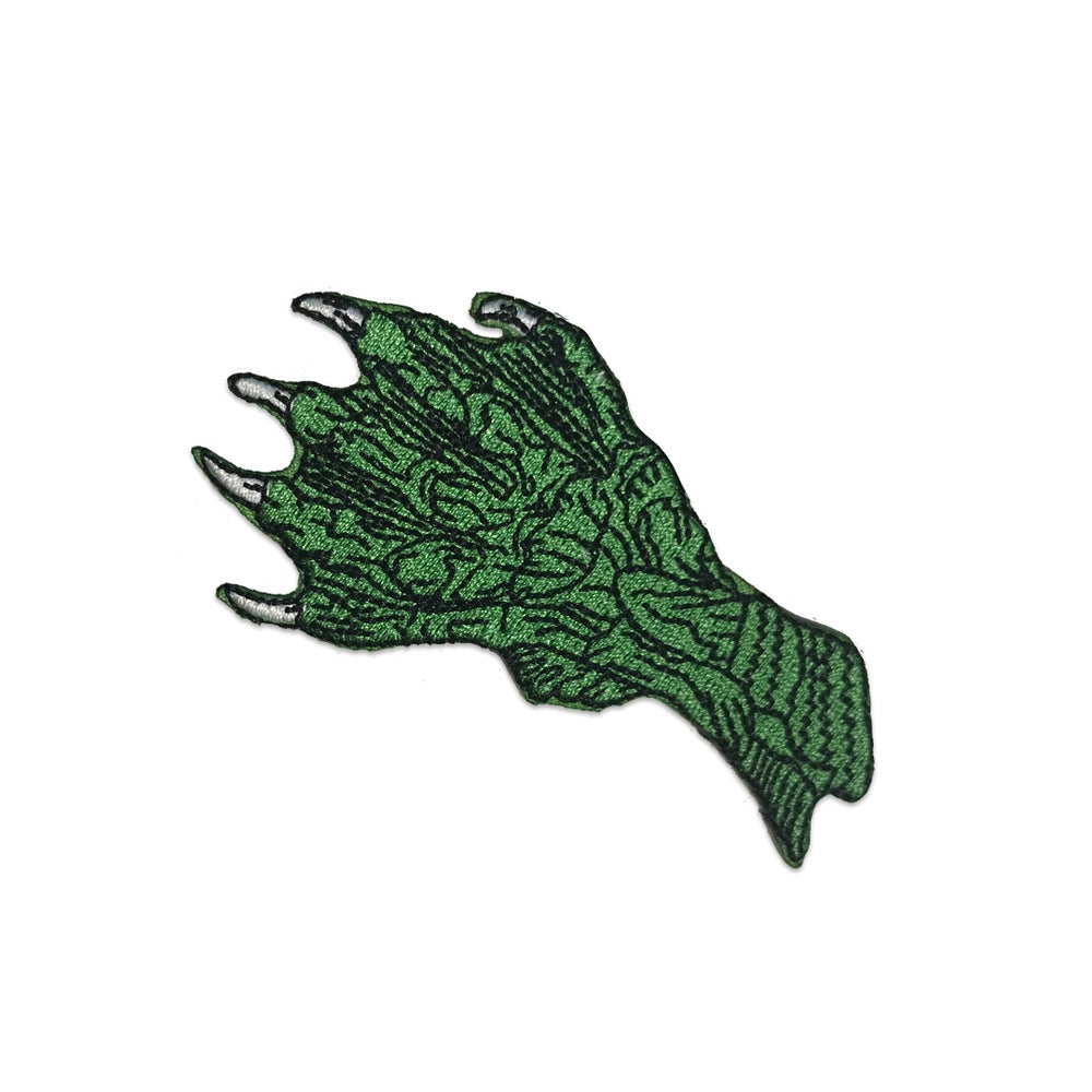 Image of Creature Claw patch
