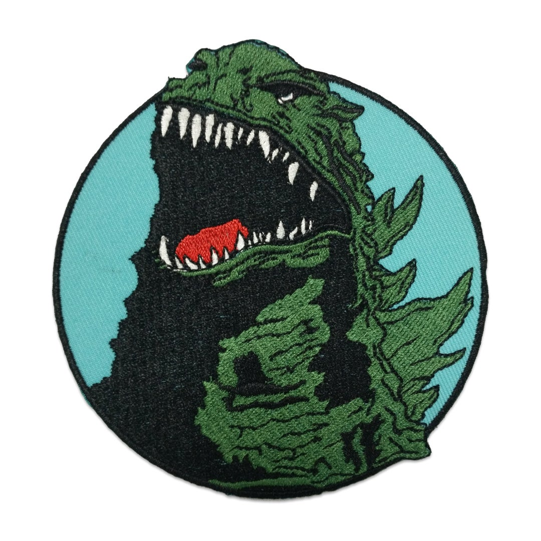 Image of Godzilla patch