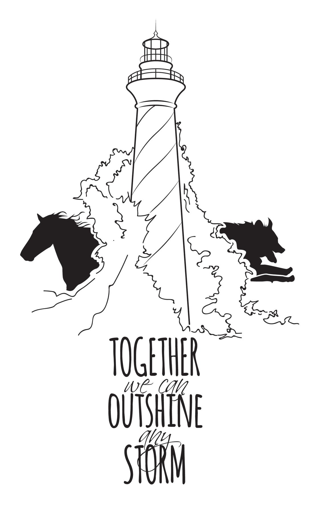 Image of Together we can Outshine Any Storm - Hurricane Florence Relief