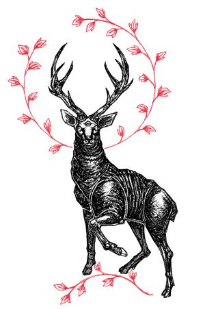 "Image of  ""Hunter's Season"", 13""x19"""