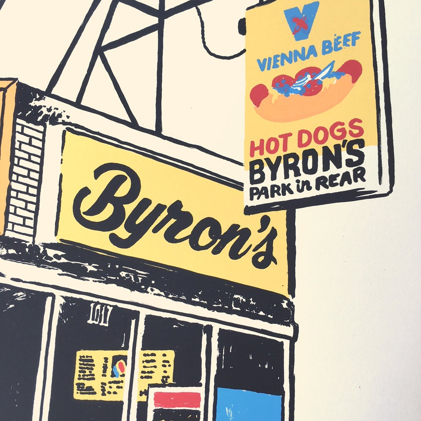 Image of Mr. D's #3 - Byron's