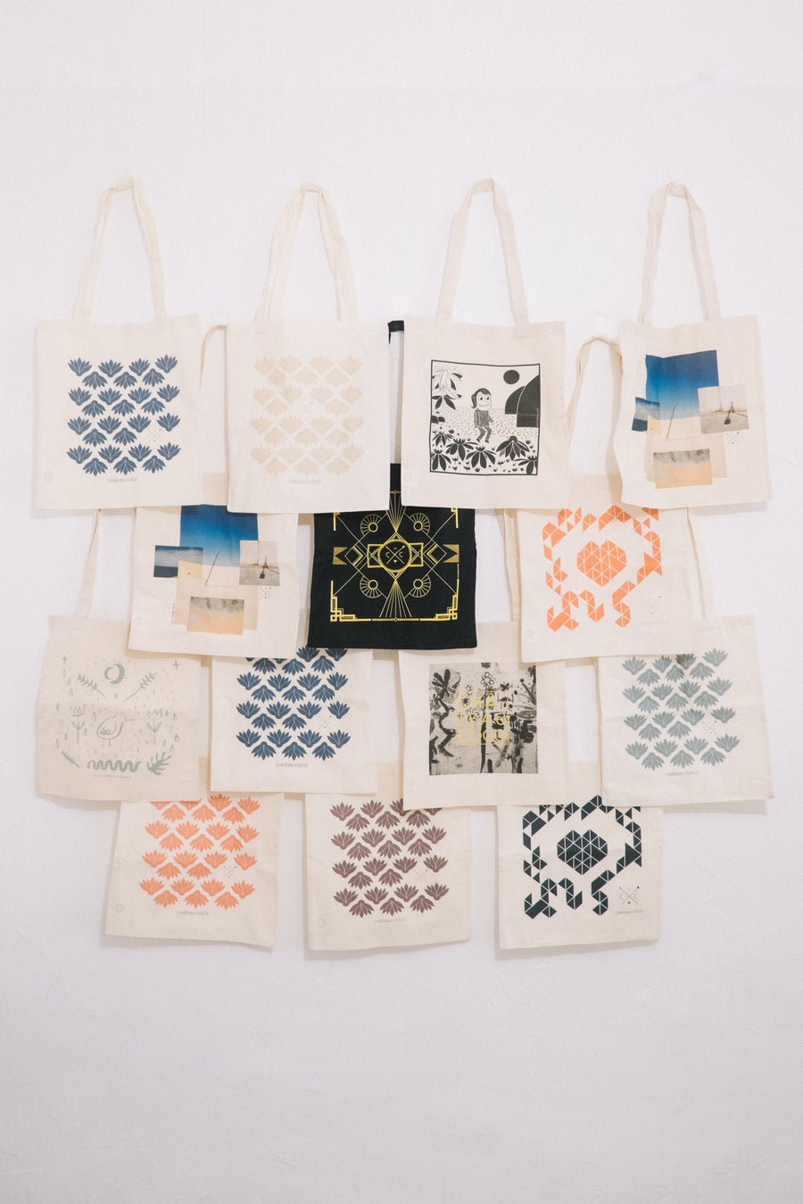 Image of Limited edition Totebags