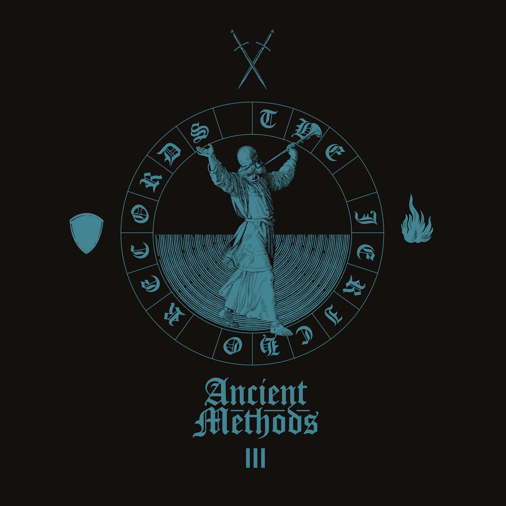 Image of [AM-00] Ancient Methods - The Jericho Records 3LP
