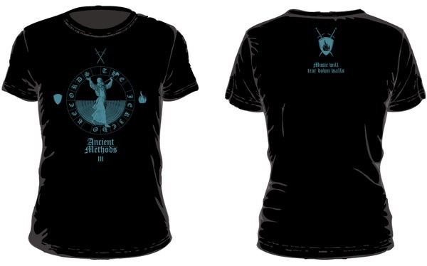 Image of Ancient Methods - The Jericho Records T-Shirt