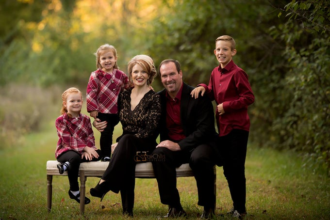 Image of Holiday Mini Session -Perfect for Christmas cards!