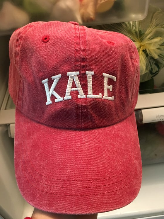 Image of Kale hat