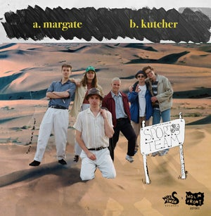 "Image of Sports Team - Margate / Kutcher 7"" vinyl"