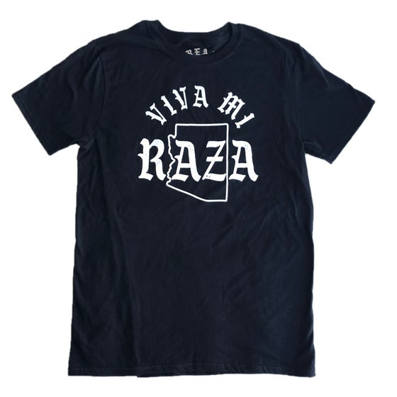 "Image of ""Viva Mi Raza"" T-Shirt Pre-Order"