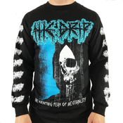 Image of The Haunting Fear of Inevitability long sleeve