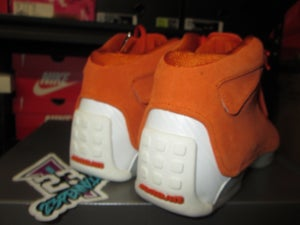 "Image of Air Jordan XVIII (18) Retro ""Campfire Orange"""