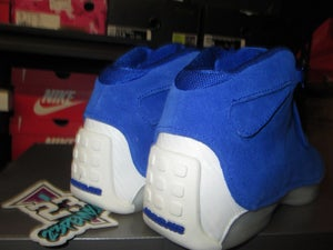 "Image of Air Jordan XVIII (18) Retro ""Racer Blue"""