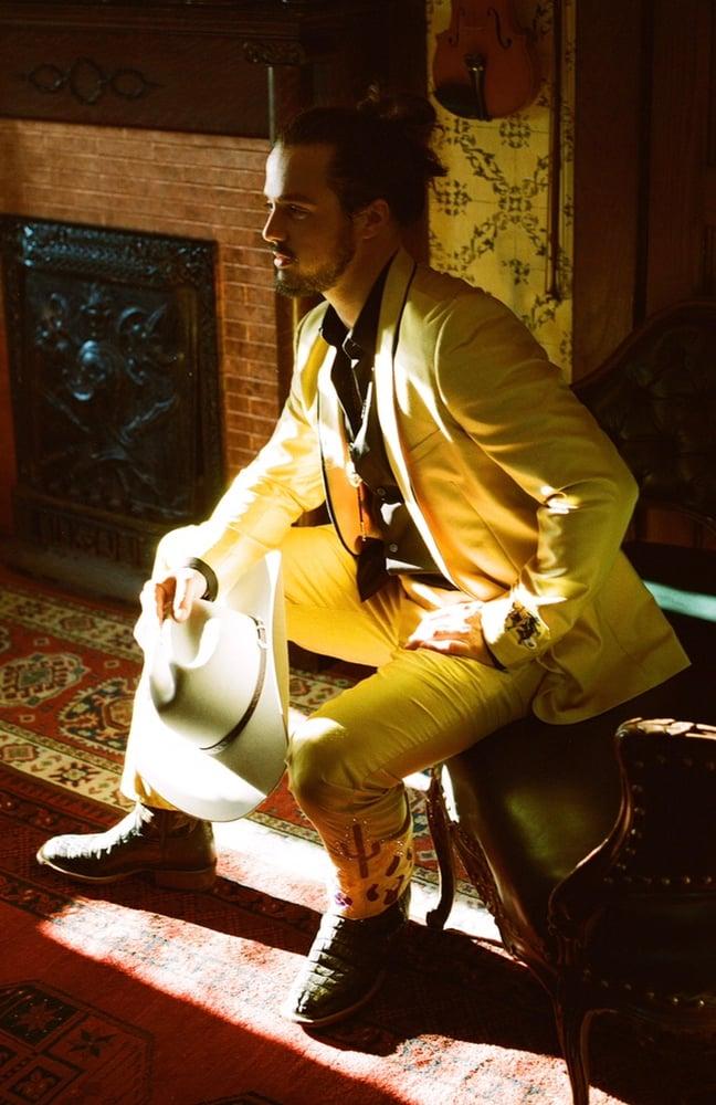 Image of Coyote Nudie Suit