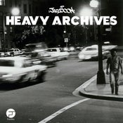 "Image of JAZZSOON ""HEAVY ARCHIVES"" 7"" VINYL (Limited 300 piece pressing)"