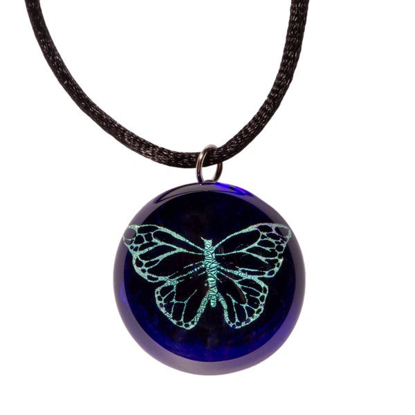 Image of ANIMAL TOTEM PENDANT: BUTTERFLY