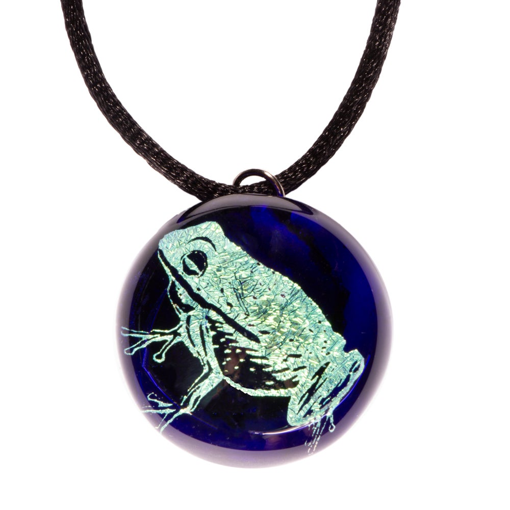 Image of ANIMAL TOTEM PENDANT: FROG
