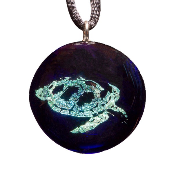 Image of ANIMAL TOTEM PENDANT: TURTLE