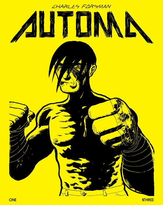 Image of AUTOMA comic books