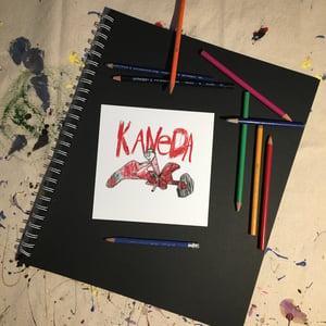 Image of Kaneda Print