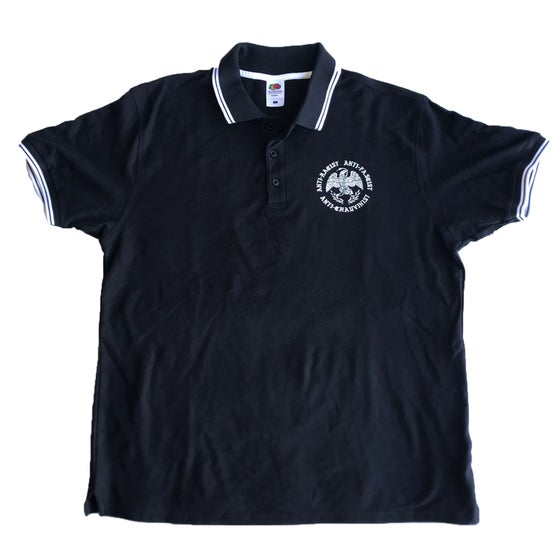"""Image of """"Opposition Eagle"""" Double Tipped Polo Pre-Order"""
