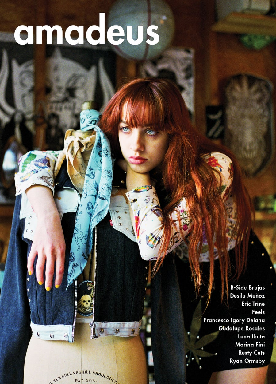 Image of Amadeus Issue 14