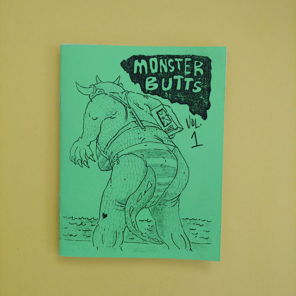 Image of Monster Butts vol. 1