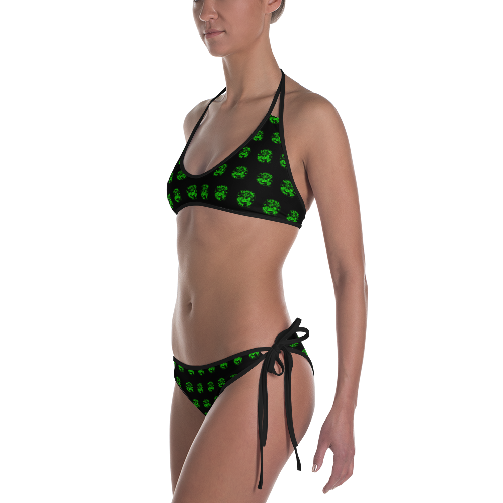 Image of LEGENDS REVERSIBLE BIKINI TOP