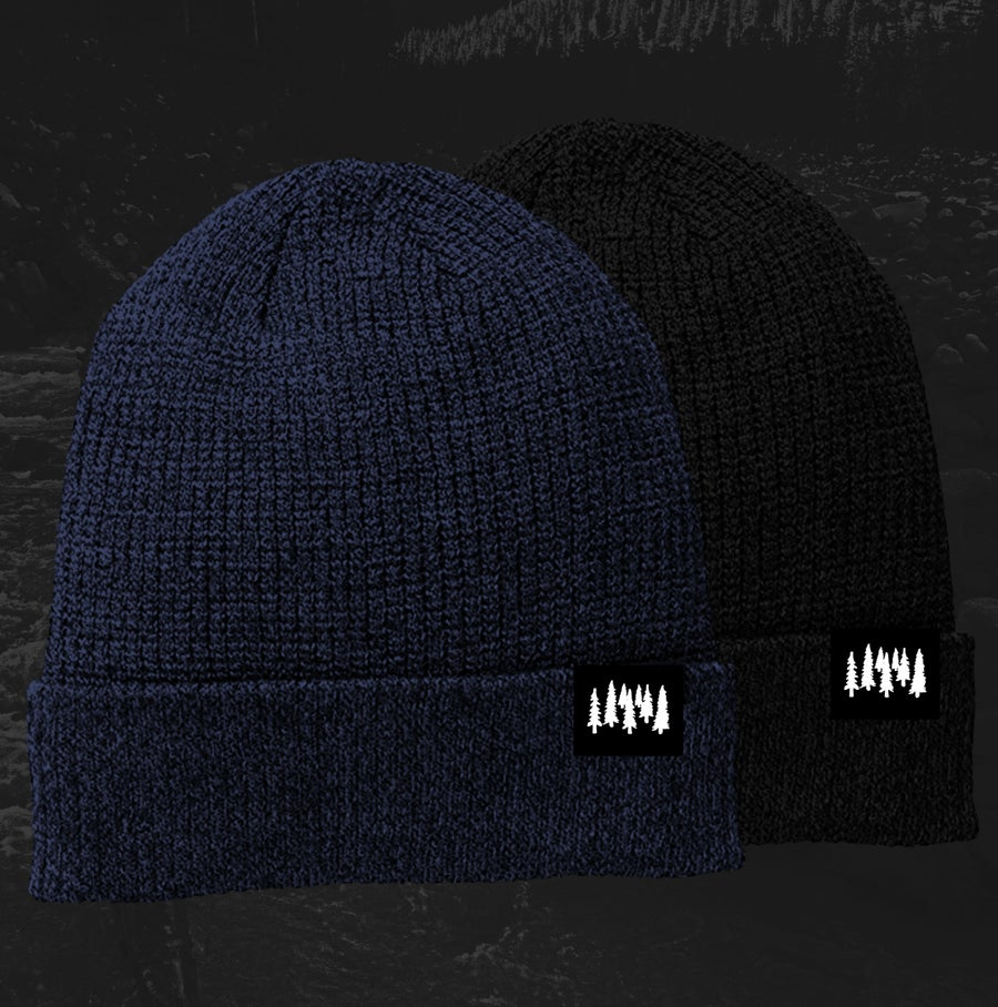 "Image of ""Treeline"" Knit Cap"